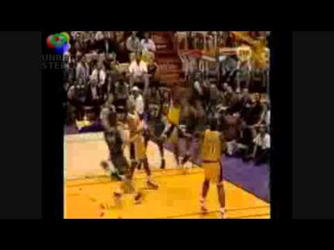 The Los Angeles Lakers 1997-98- Don