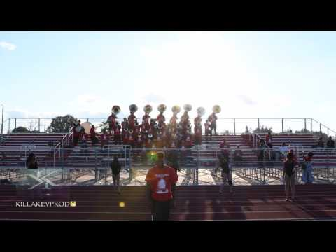 Motor City Heat Marching Band - 30's - 2017