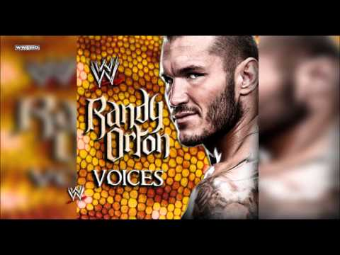 WWE: Voices Randy Orton V2 Theme Song + AE Arena Effect