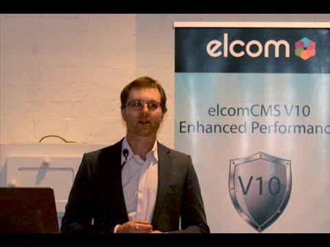 Tim Kirkman, Elcom - V10 Best Website Content Management System Deep Dive