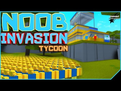 Two Codes For ⭐Noob Invasion Tycoon!!⭐
