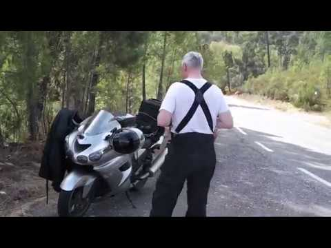 Europe Motorcycle Tour 2017 - Spain - Gibraltar - Portugal Ep 8