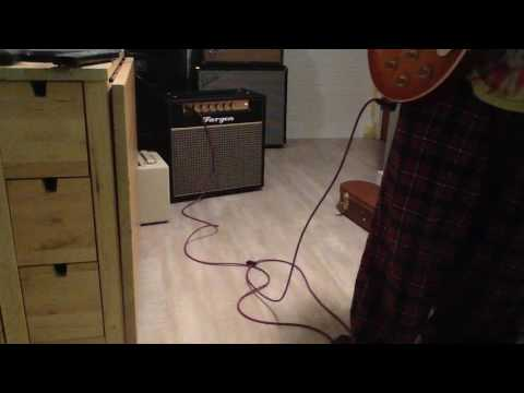 Fargen 1w amp- JTM mode