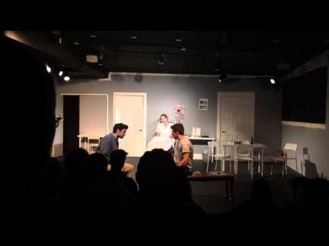 Destiny of me. written by Larry Kramer. Directed by Milton Justice