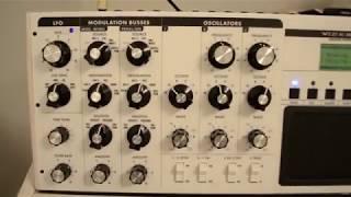 Review - MiniMoog Voyager - Korg CX-3 - Moog MiniTaur - Arturia DrumBrute