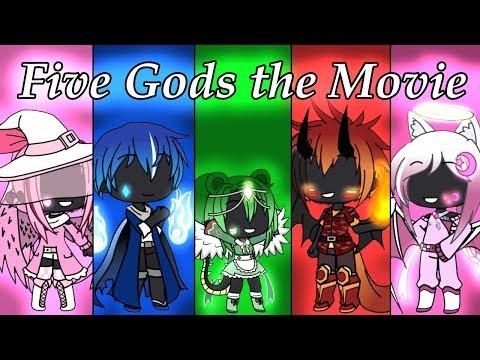 ♠︎✤❦The Five Gods Mini Movie❦✤♠︎