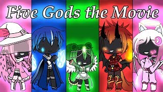 ♠︎✤❦The Five Gods Mini Movie❦✤♠︎