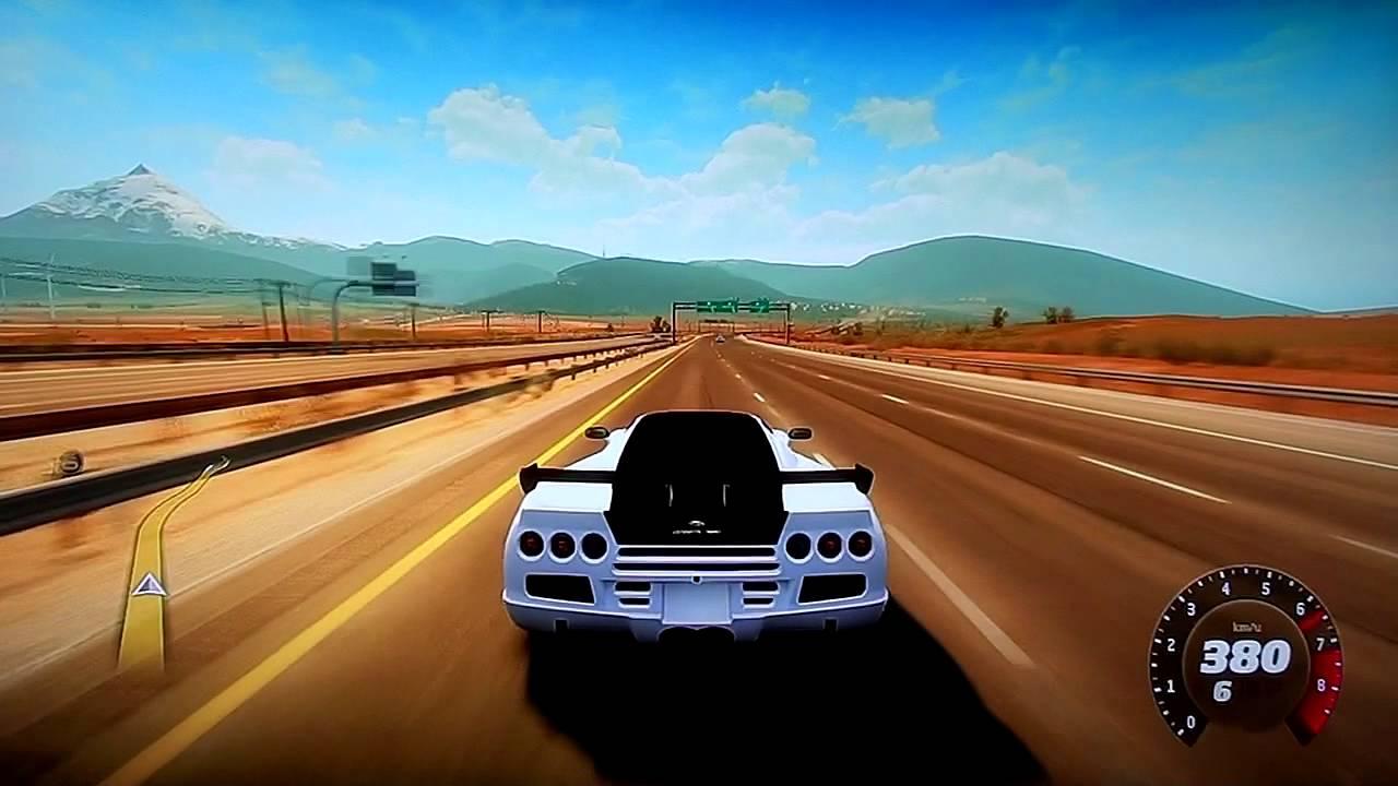 FORZA 4 SSC Ultimate Aero vs Bugatti Veyron and Veyron SS ...  Forza Ssc Ultimate Aero Igcd
