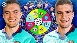 FIFA 20: UCL ACHTELFINALE GLÜCKSRAD Buy First Guy 🏆😎🌍