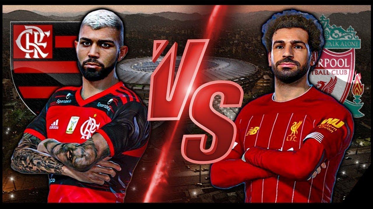 Liverpool X Flamengo Final Do Mundial De Clubes 2019 Pes 2019