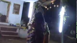 Kallurti Bhoota Kola at Kalbettu nr.moddabidri,DK