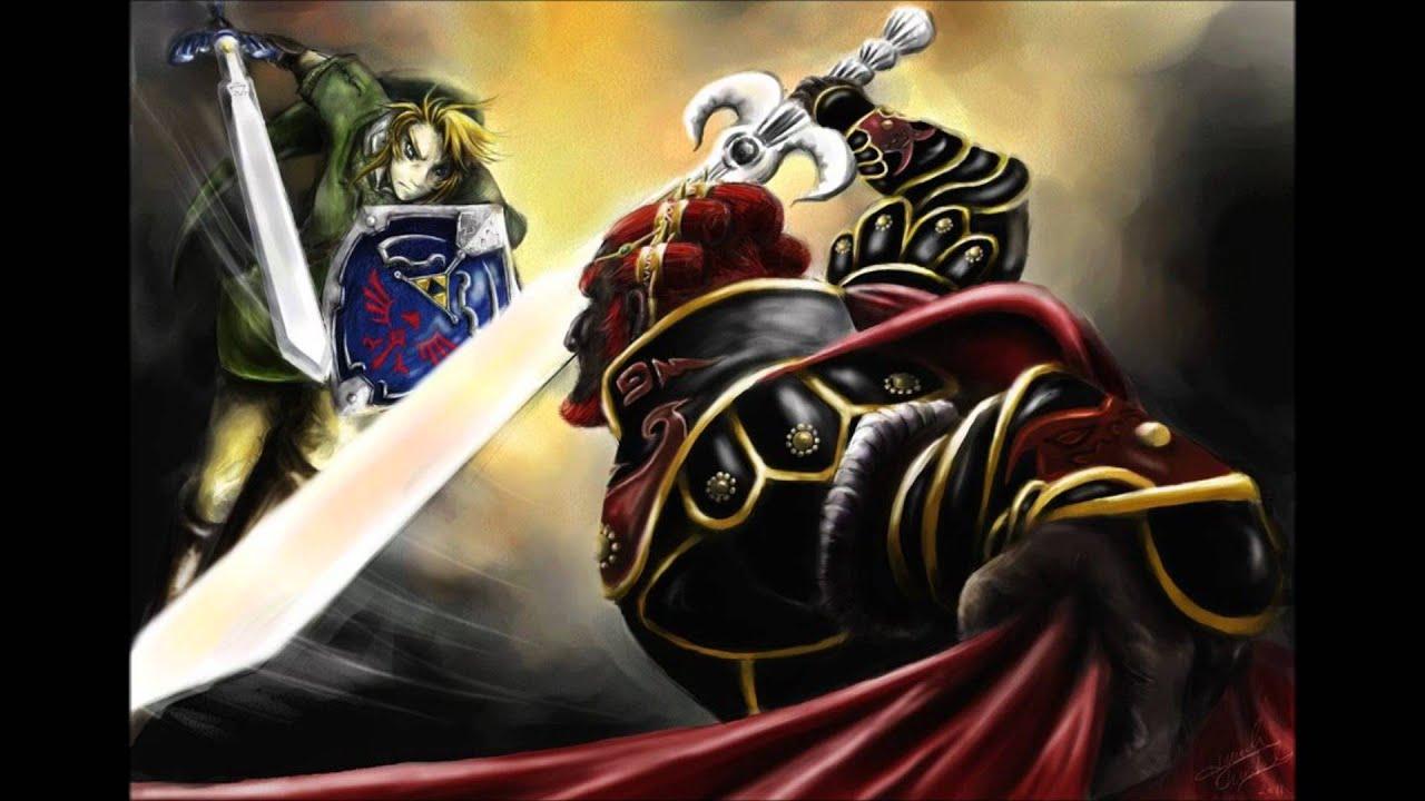 Zelda Hd Wallpaper Zelda Twilight Princess Dark Lord Ganondorf Shadow Remix