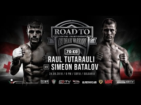 Road to Abu Dhabi 4: Tutarauli vs. Batalov