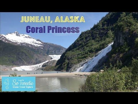 Mendenhall Glacier & Mount Roberts Tramway In Juneau, Alaska! Coral Princess