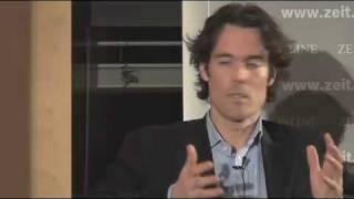 Google-Chef im Zeit Online Dialog über Facebook