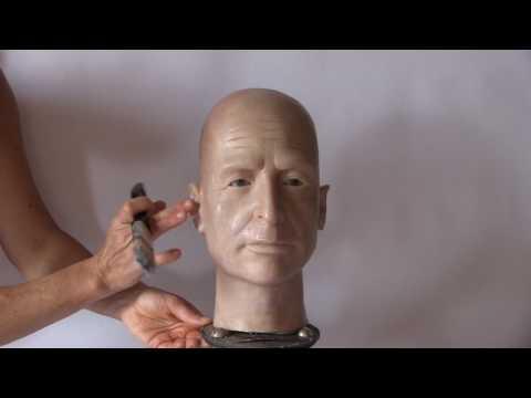 Le tecniche di preparazione della statua di cera di Salvatore Ottolenghi