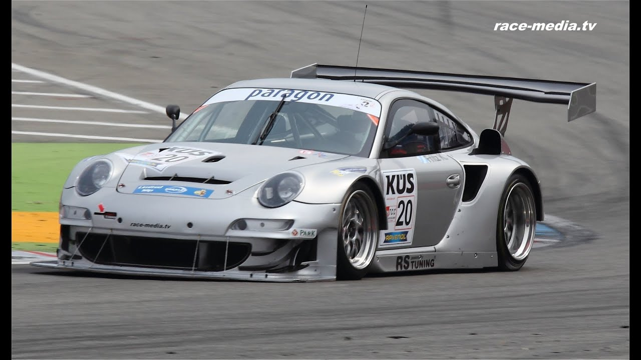 Race Media Tv Onboard Classix Porsche 997 Gt2 Fritz K