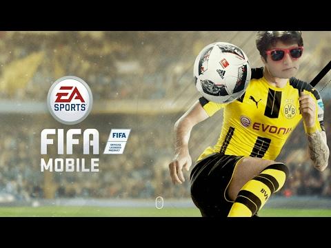 Fifa Mobile - 90 Mata и Fifa Champion Reward Pack!!!