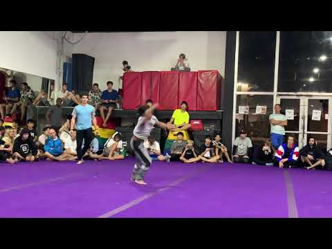 1 v 1 exhibition battle JAM 2019