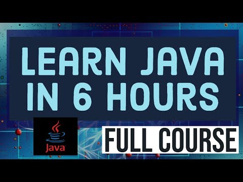 Java Tutorial | Learn Java programming