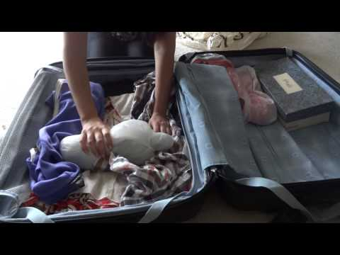 How To Pack A Bottle With Drink In Your Suitcase Safe