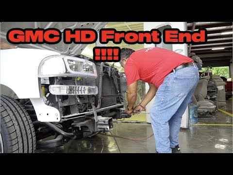 Download Xclusive Collision - Installing HD Front End On  El Galvancillo GiveAway White Truck  EP. 4