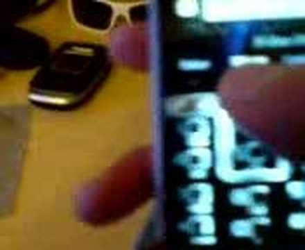Sony Ericsson K850i touch problem