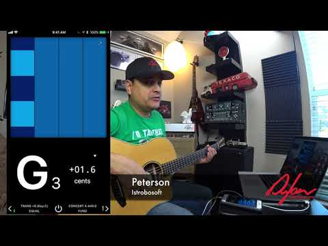 What Is The Best Iphone Or Android Guitar Tuner App For You?