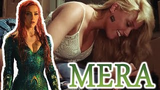 Amber Heard (Mera) Aquaman Movie collection then and now 2019 (famous actress).