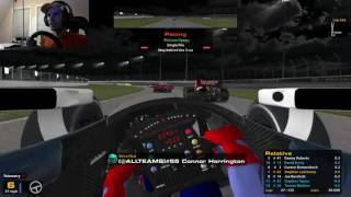 iRacing: Beat Me in St. Louis (ISDC IndyCars at Gateway)