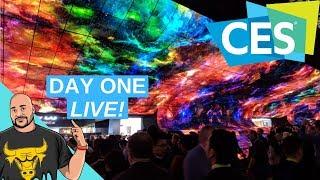 TCL Headphones, Autonomous Cars, and Smart Cities at CES 2019!