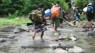 Gambar cover Pulang araw 2017 gubat ambush  NPA Rebels in the Philippines