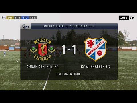 Annan Athletic Cowdenbeath Goals And Highlights