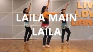 #dancelikelaila #LAILA MAIN LAILA # DANCE LIKE LAILA CHOREO# RITU'S DANCE STUDIO SURAT