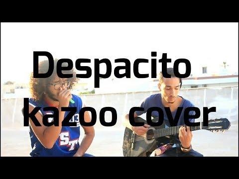 Despacito - kazoo cover