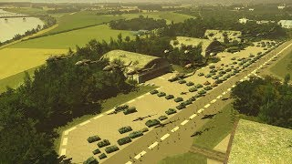 Ramstein Air Base Defense Evacuation - Germany Surrenders | Wargame: European Escalation Gameplay
