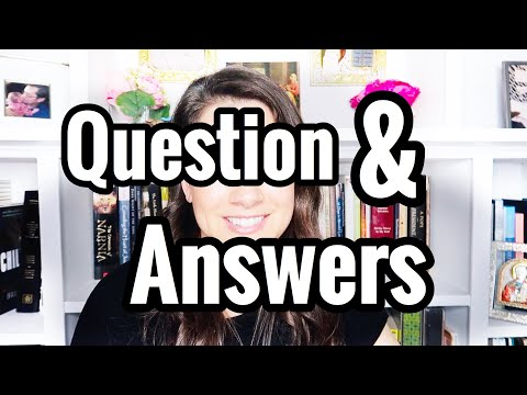 Infertility, Tubes Tied, NFP PostPartum, Marriage and Motherhood || Q & A