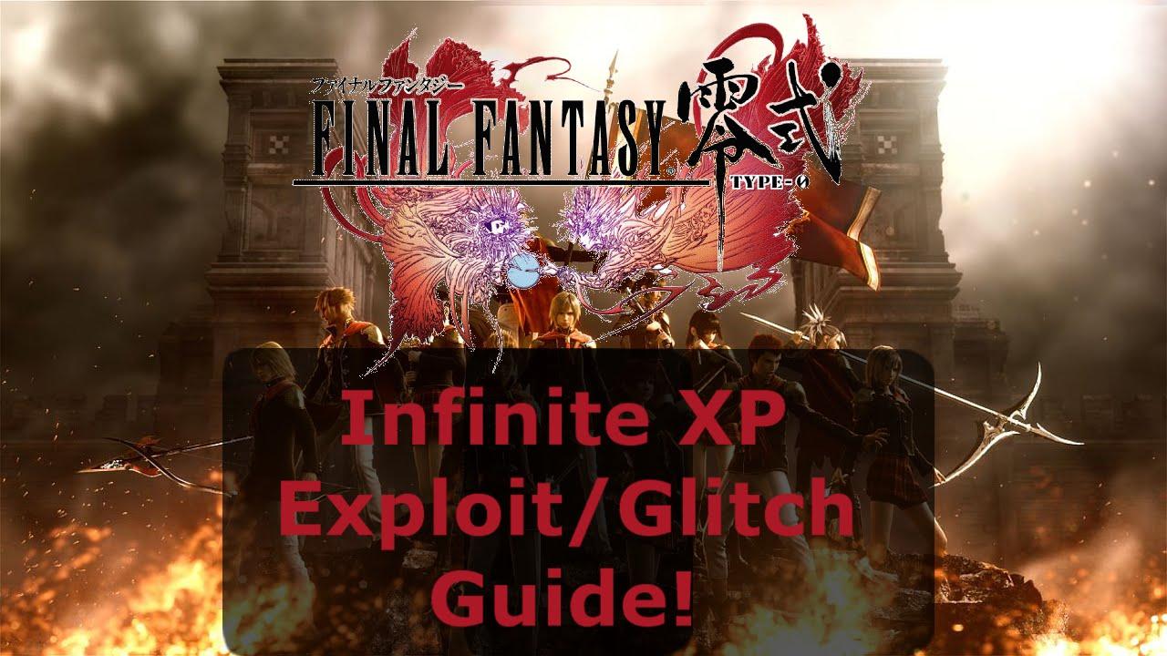 final fantasy type 0 guide