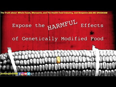 The Truth about Whole Foods, Monsanto, and The Health Food Industry