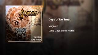 Days of No Trust