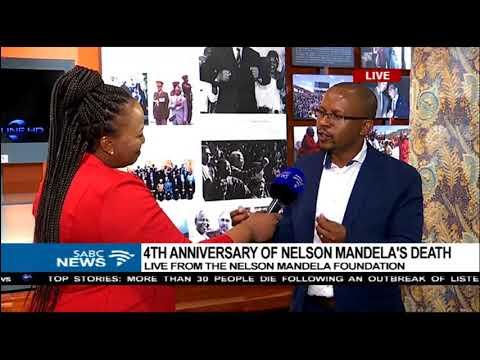 Nelson Mandela Foundation Madiba's death