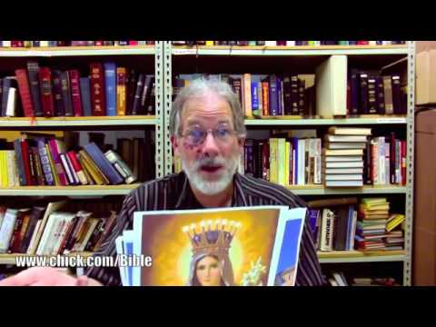 Proof Rome Is Mystery Babylon by Chick Publications, CA