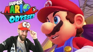 The Moment We've Been Waiting For [SUPER MARIO ODYSSEY]