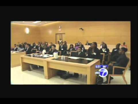 Legal Outreach Featured on ABC Eyewitness News