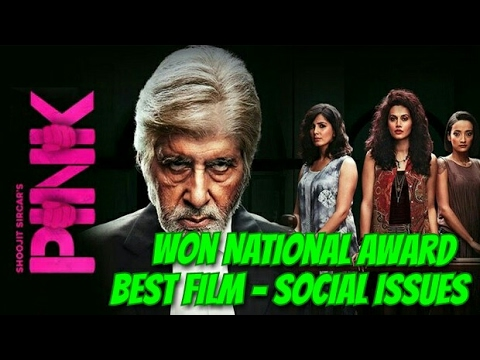 Pink Movie Won National Award For Best Social Issues