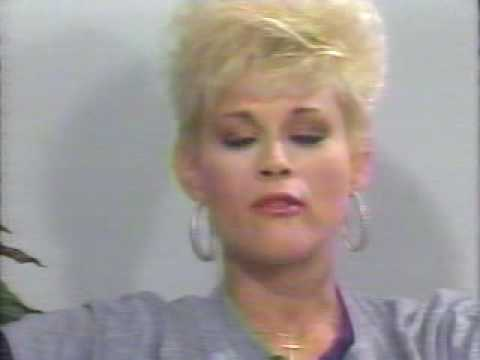 Keith Whitley, Interview with Lorrie Morgan