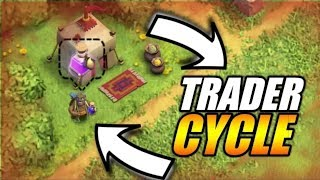 THE TRADER CYCLE | OFFER'S LIST OF TRADER | CLASH OF CLANS..