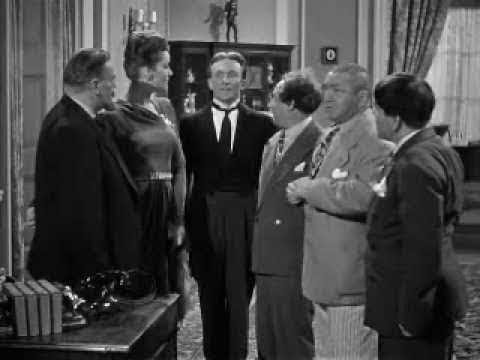 The Three Stooges 097 Half Wits Holiday 1947 Curly, Larry, Moe