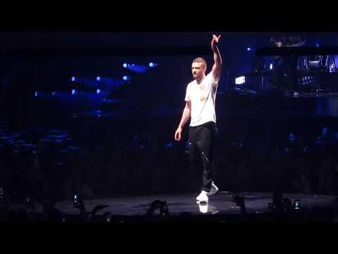 Justin Timberlake - Mirrors - Man of the Woods Tour - Boston 4/5/18 - FULL