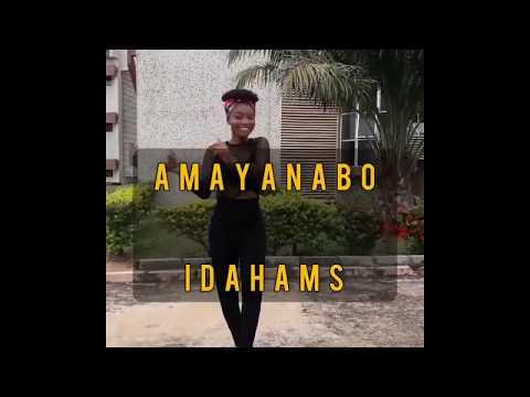 Amayanabo Dance Challenge By Ornika Gold (Idagams_Amayanabo)